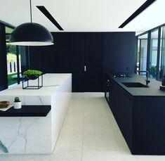 Black | white | marble