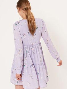 Krásne kaskádové šaty, MOHITO, SN220-MLC