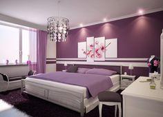 Colores relajantes para pintar un dormitorio | Ideas para decorar, diseñar y mejorar tu casa.