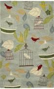 Aviary Area Rug II - Synthetic Rugs - Area Rugs - Rugs | HomeDecorators.com (Other color options available)