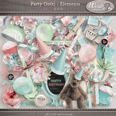 Party On(e) - Elements :: Elements :: Memory Scraps