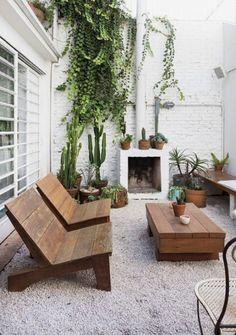 Outdoor Living Furniture, Outdoor Rooms, Garden Furniture, Outdoor Gardens, Outdoor Decor, Pool Patio Furniture, Party Outdoor, Diy Furniture, Backyard Patio Designs