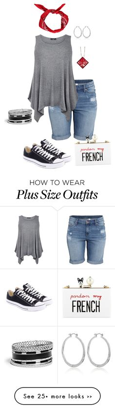"""Viola!- plus size"" by gchamama on Polyvore"