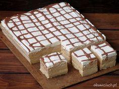 Ciasto toffi w 20 minut Food Cakes, No Bake Desserts, Cake Recipes, Sweets, Eat, Cooking, Ethnic Recipes, Internet, Kitchen