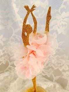 Ballerina Party Cupcake Topper - Ballet Party Cupcake Topper - Ballerina Party…