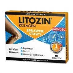 Litozin Kolagen, 30 tabletek