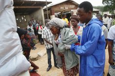 Ebola Vaccine Will Do Little for Current Crisis  08.28.14