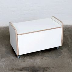 Pure Position Truhe Rolling Box zum Growing Table