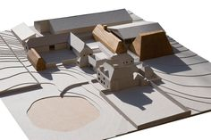 Old vs. new model - Dow Jones Architects Roof Detail, Ceiling Detail, Stair Detail, Ceiling Design, Master Room Design, Study Room Design, Kids Room Design, Entrance Design, Fence Design