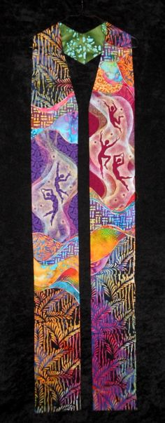 handmade clergy stoles clergy stoles on advent baptisms and pastor 6074
