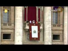 Papa Francisco Bendición Urbi et orbe 25 diciembre 2013. VIDEO CREADO POR ♥ LOURDES MARIA BARRETO♥