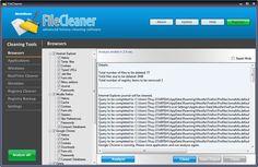 FileCleaner, otra solución gratuita para mantener limpio y rápido tu Windows