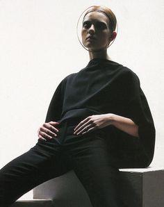 Balenciaga Spring 1998 campaign By Mark Alesky.