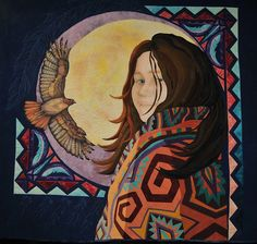 """Moon Dance"" by Anne"