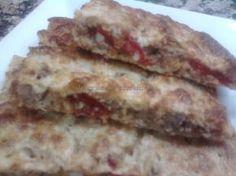 EMPANADA DUKAN (DE PAN) Dukan Diet Recipes, Keto Diet Plan, Weight Loss Diet Plan, Fast Weight Loss, Detox, Pan Relleno, Carne Picada, Marble Cake, Empanadas