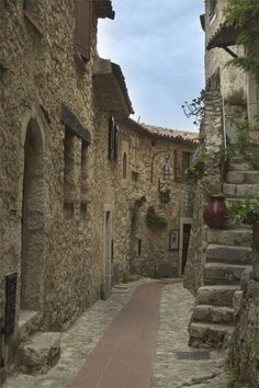 Eze, France - So neat to visit a medieval village!