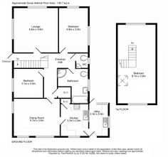 Classic Layout - 3 Bedroom - 136 sq.m - FloorPlans24 delivers a solution that works for YOU – Talk to us…