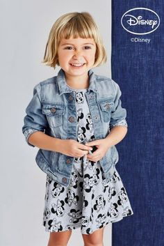 Buy Mid Blue Denim Jacket (3mths-6yrs) online today at Next: United States of America