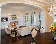 Family Room Design, Pictures, Remodel, Decor and Ideas - page 35