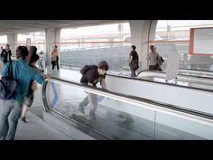 """Orange Stunt """"The high speed walkway"""" VA"""