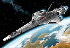Spaceship Art, Spaceship Design, Starship Concept, Heavy Cruiser, Sci Fi Ships, Work Horses, Concept Ships, Star Wars Film, Star Trek Ships