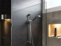 Highgrove 10 X 2000 X 600mm Frameless Glass Shower Panel Kit I N 4890237 Bu