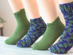 Ready to try your hand at a pair of cozy crocheted socks? Learn how to crochet socks with our top tips for picking the right size, pattern, yarn and more.
