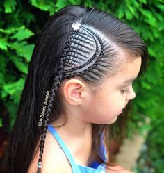 I'm Sorry we are one day late but we want to wish Donna a very happy birthday we hope you had a great birthday. Big Braids, Braids With Weave, Braids For Kids, Kids Braided Hairstyles, Girl Hairstyles, Braid Styles For Girls, Girl Hair Dos, Natural Hair Styles, Long Hair Styles