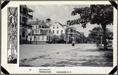 Waterkant 1945-1955