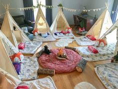 Book your indoor camping glamping slumber birthday party for your child and take the great outdoors into your home. Serving HRM and surrounding area since A birthday they will never forget! Indoor Camping, Camping Glamping, Slumber Parties, Birthday Parties, Foxes, Games For Kids, Your Child, Custom Design, Children