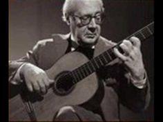 """Capricho Arabe"" played by Segovia - YouTube"