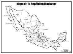 Mapa-de-la-Republica-Mexicana-con-nombres-para-imprimir.jpg (1667×1230)
