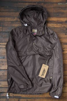 Owner Operator Packable Anorak