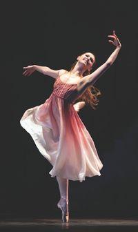Dance — Sarah Van Patten