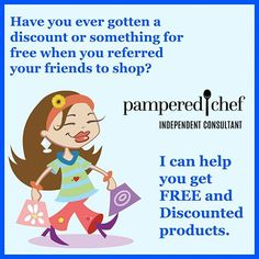 I have before and I don't mind referring friends when I find places that I think are worth it. I represent a company as an Independent Pampered Chef Consultant and I am able to help people deck out their kitchen with high quality kitchen tools for free and at a discount. Send me a direct message to learn more about our Host Rewards Program. #Raysonating Yummery - best recipes. Follow Us! #kitchentools #kitchen Pampered Chef, Kitchen Tools, Helping People, Make It Simple, Diva, Messages, Learning, Friends, Cooking