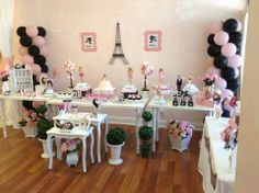 Barbie Spa Party at Little Princess Spa