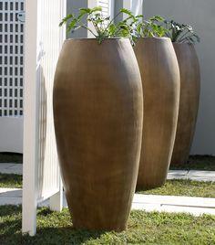 Obbligato Plant Pots - F1500 fibreglass pots