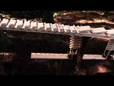 Hokkaido Garden Show 2015 - Xylophone of forest