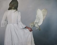 GOODBYE'S TOO GOOD A WORD by Amy Judd Art, via Flickr