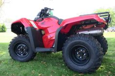 New 2017 Honda FourTrax Rancher 4x4 Automatic DCT EPS ATVs For Sale in Wisconsin. 2017 Honda FourTrax Rancher 4x4 Automatic DCT EPS, 2017 Honda® FourTrax® Rancher® 4x4 Automatic DCT EPS Something For Just About Everyone. Any mechanic, woodworker, tradesman or craftsman knows that the right tool makes the job a whole lot easier. And having the right tool means having a choice. We ve all seen someone try to drive a screw with a butter knife, or pound a nail with a shoe heel. The results are…