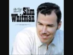 ▶ SLIM WHITMAN BLUE EYES CRYING IN THE RAIN - YouTube