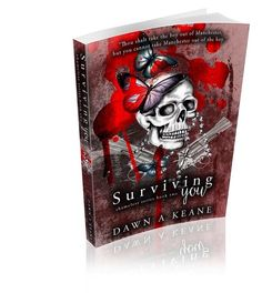 Toot's Book Reviews: Cover Reveal, Teasers & Giveaway: Surviving You by Dawn A. Keane
