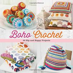 Booktopia has Boho Crochet, 30 Hip and Happy Projects by Martingale. Buy a discounted Paperback of Boho Crochet online from Australia's leading online bookstore. Marque-pages Au Crochet, Beau Crochet, Crochet Mignon, Crochet Gratis, Crochet Books, Cute Crochet, Beautiful Crochet, Crochet Stitches, Easter Crochet