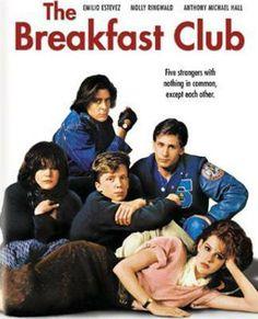 The Breakfast Club est un film américain écrit et réalisé par John Hughes en 1985. C'est une histoire réunissant cinq étudiants à personnalités très divergentes, soit un surdoué, une reine de promo, un délinquant, une détraquée et un athlète.Tout se passe un samedi, lorsque les cinq personnages se retrouvent ensemble en retenue. Ils apprendront à passer outre leurs réputations respectives et à s'apprécier mutuellement.
