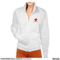 LIFEGUARD Fleece Jacket