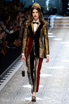 Dolce & Gabbana F/W 2017-18