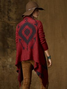 Women S Fashion High Top Sneakers Cardigan Sweaters For Women, Long Sweaters, Long Sleeve Sweater, Cotton Cardigan, Western Outfits, Western Wear, Bell Bottom Jeans 70s, Ralph Lauren, Native American Fashion