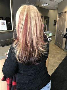 Hair by Leasa Berg @Leasa Renae Salons