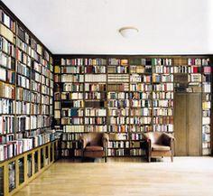 Bookshelf Porn: Archive