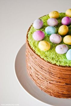 Turn a $7 Cake into a $50 Cake in 10 Minutes